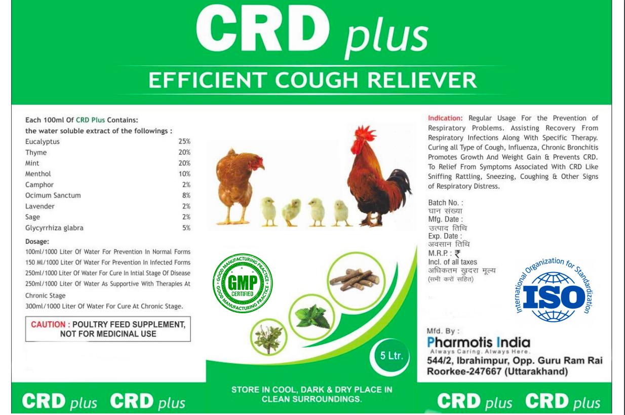 Poultry Liquid CRD